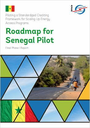 A Roadmap for the Standardized Crediting Framework Pilot in Senegal